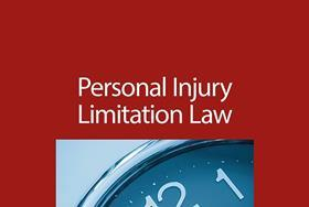 Personal Injury Limitation Law