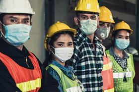 Workers-in-covid-masks