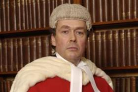 Lord Justice Moylan