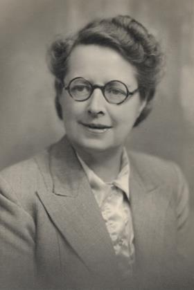 Mary Sykes portrait