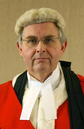 Lord Justice Irwin