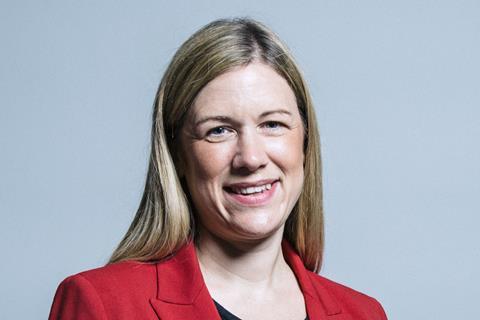 Ellie Reeves MP