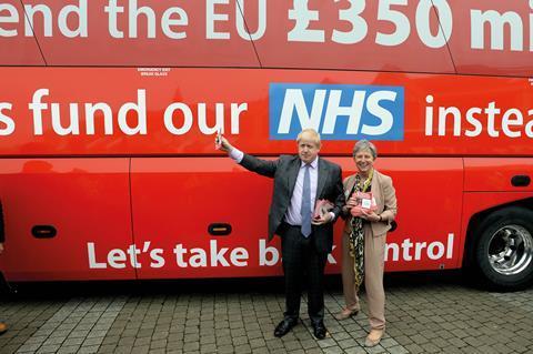 Boris-NHS-Bus