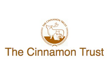 Cinnamon Trust_450x300 logo