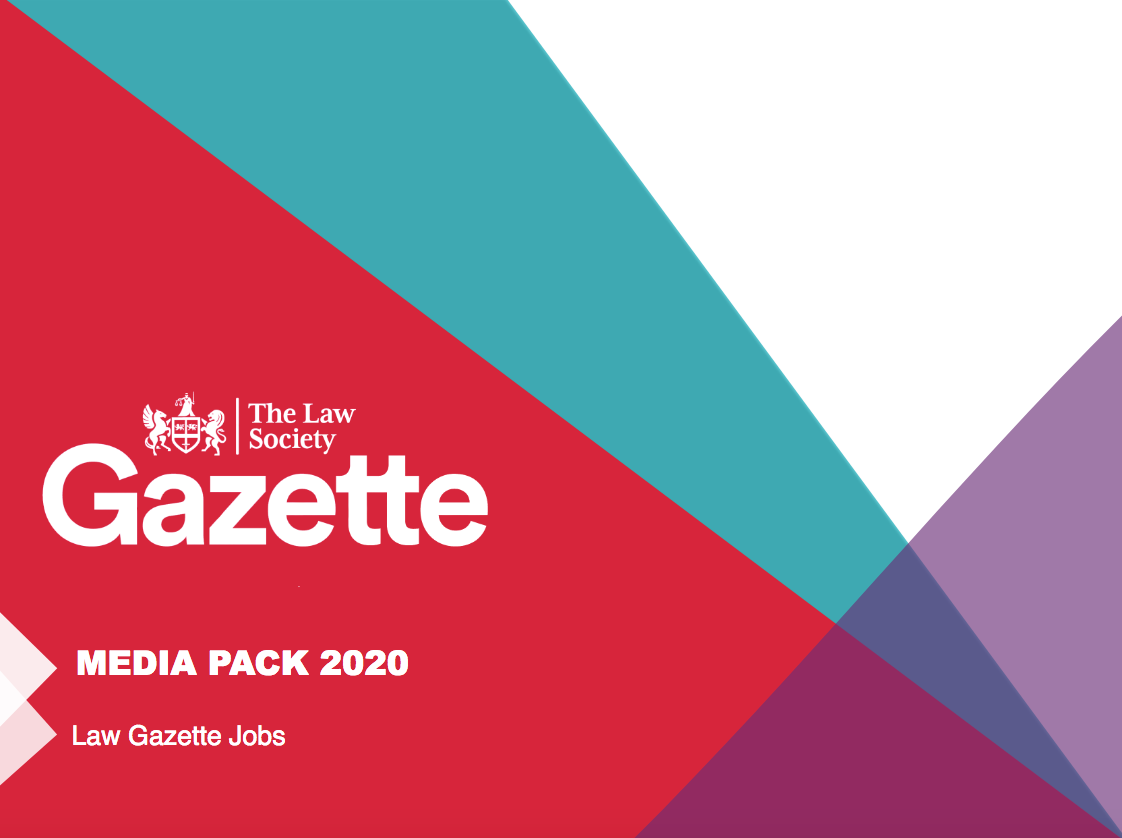 Gazette Jobs media pack 2020