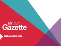 Gazette media pack 2018 OFC