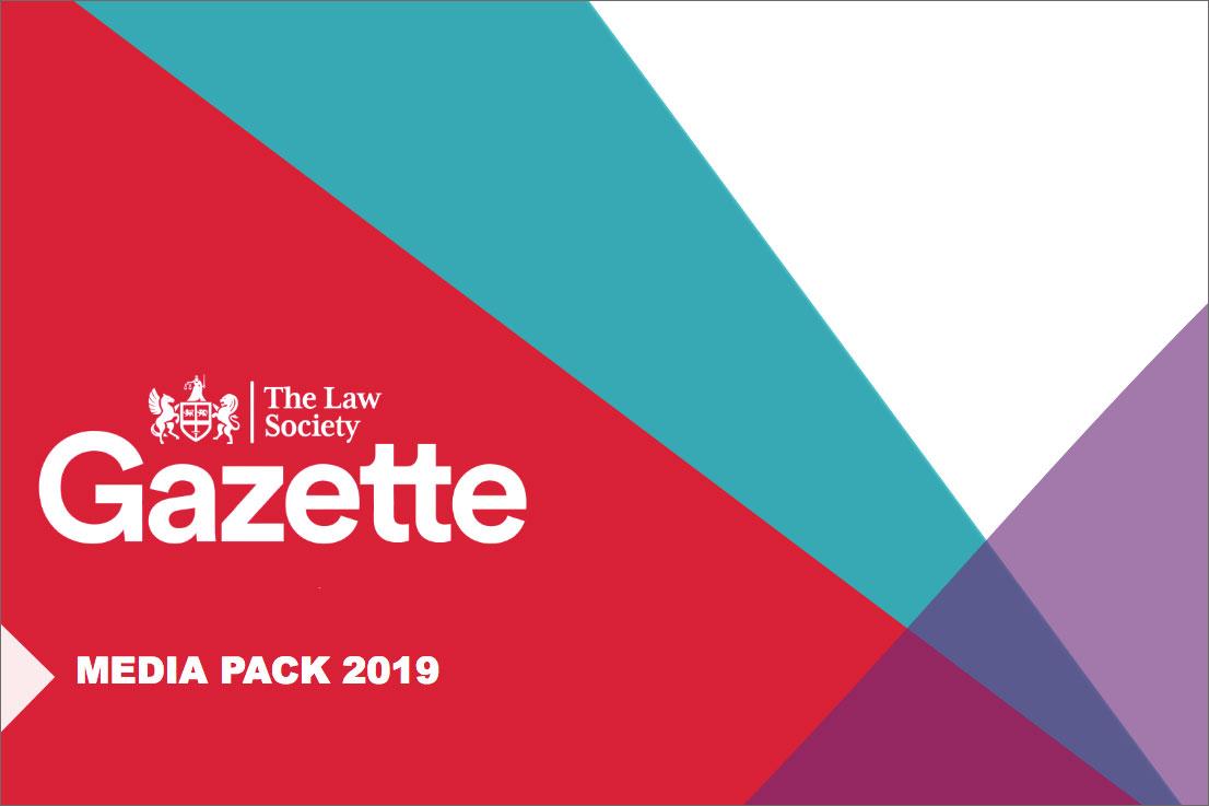 Gazette media pack 2019