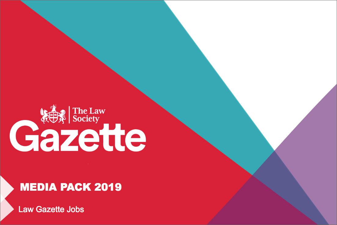 Law gaz jobs media pack